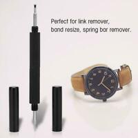 2 in 1 Spring Bar Tool Watch Band Strap Link Pin Remover Watchmaker Repair Tools
