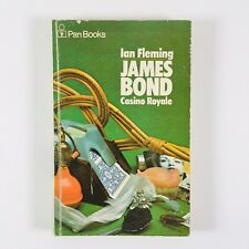 Ian Fleming James Bond Casino Royale Pan Books Paperback 1973
