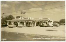 c1950s Monterrey Mexico Cafe Los Arcos Real Photo