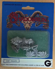 Grenadier Models Shadowrun - 1308 Harpies (MiB, Sealed)