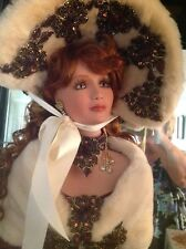 """""""Autumn """"doll by Rustie  34"""" Artist Original, #1, one-of-a-kind 2001"""