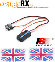 FlySky FS-CVT01 Voltage Telemetry Sensor for iA6B iA10 Receivers orangeRX  UK