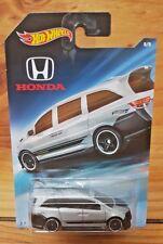 Hot Wheels 2018 HONDA 70TH ANNIVERSARY 8/8 Honda Odyssey Box Fresh (A+/A+)