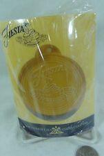 Fiesta Christmas Ornament 75th Anniversary Marigold 2011 HLC NIP