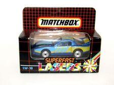 Articoli di modellismo statico Matchbox pressofuso Pontiac