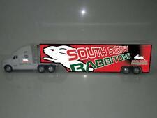 South Sydney Rabbitohs Kenworth Transporter Truck Code 3 Diecast 330mm Bunnies