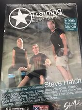 Training Essentials DVD - Steve Hatch - Shot Maker Productions Brand New MotoX
