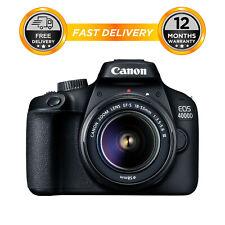 Canon Eos 4000D Kit with 18-55 Iii Lens Digital Slr Cameras