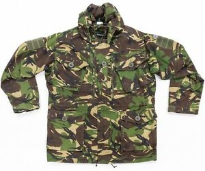 BRITISH ARMY MTP DPM JUNGLE SMOCK SAS JACKET BRAND NEW UNISSUED MILITARY SHOOTIN