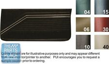 1967 Skylark / GS Black Front Door Panels - PUI