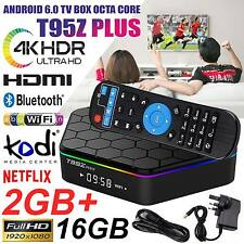 Doble Plus 2GB+16GB Smart Wifi Android 6.0 TV Box T95Z Kodi 17 ocho núcleos 2.4/5Ghz