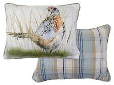 Tartan 100% Cotton Country Decorative Cushions