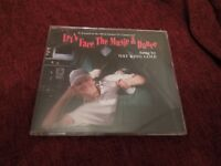 Nat King Cole Let's Face The Music and Dance RARE CD Single