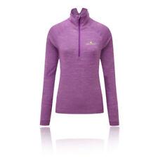 Maglie e camicie da donna bluse viola casual