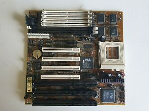 PC PARTNERS 35-8320-03 SOCKET 7 ISA PCI SDRAM SIMM - PARTS ONLY