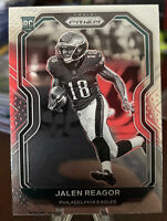 JALEN REAGOR 2020 PANINI PRIZM BLACK WHITE VARIATION RC #342 SP ROOKIE HOT