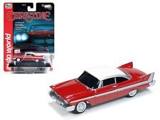 "`58 Plymouth Fury "" CHRISTINE "" 1958 ***RR*** JL 2017  Auto World 1:64 OVP"
