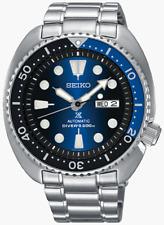 Seiko Turtle SRPC25 Blue/Black Dial Automatic Diver's Watch SRPC25K1
