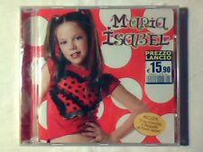 MARIA ISABEL Omonimo Same S/t cd 2004 SIGILLATO SEALED!!!