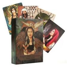 Full English 55 Tarot Cards Deck and Guidebook Angels and Ancestors Oracle Cards