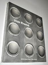 JEAN PROUVE BOOK Galerie Jousse Seguin & Navarra Paris 1998 RARE 1st Ed. *NEW*