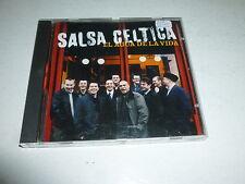 SALSA CELTICA - El Agda De La Vida - Original 9-track CD album