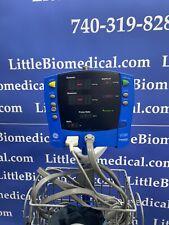 Ge Dinamap V100 Vital Sign Monitor W Spo2 Nibp Stand 1 Year Warranty