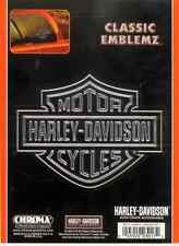 Harley Davidson Bar & Shield Indoor/Outdoor decal