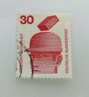 100x 30 Pfennig Briefmarken Bundesrepuplik Deutschland