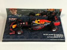 1 43 Minichamps Red Bull Tag Heuer Rb12 GP Germany Verstappen 2016