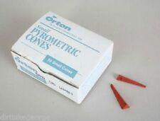 Cone 021- Orton Srb Junior Pyrometric Cones For Ceramic Kilns Box of 50
