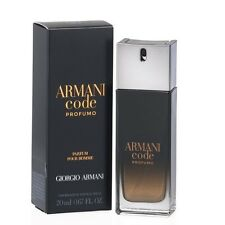 Armani Code Profumo Parfum Pour Homme 20ml / 0.67 Oz TRAVEL