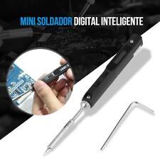 12V/24V 65W Adjustable Portable Digital Electric Soldering Iron Welding Kit