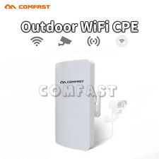 COMFAST 5GHz 300Mbps Wireless Access Point WiFi Repeater AP Outdoor CPE CFUK