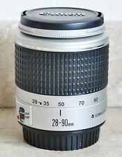 Canon EF 28 - 90mm f4-5.6 Lens - SILVER - SLR, DSLR.