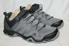 BRAND NEW Adidas Men's Terrex AX2R Outdoor Trailing Grey Black Shoes Size 9
