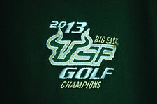 Under Armour Green Loose Fit Usf Golf Polo Men's Sz L
