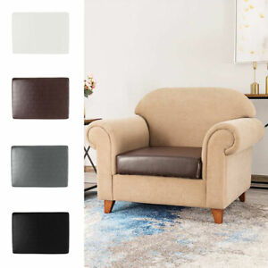1/2/3/4 Seater Sofa Cushion Cover Seat Covers Waterproof Slipcovers Chair Decor