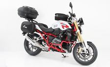 BMW R1200RS R PANNIERS HEPCO AND BECKER STREET SOFTBAGS WITH FULL FITTING KIT