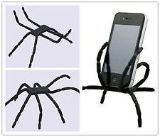 Breffo Spider Flexible Grip Holder Stand Mount for iPhone SAMSUNG HTC Phone