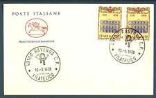 ITALIA REP. - 1978 - Bicentenario del Teatro alla Scala