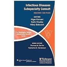 Infectious Disease Subspecialty Consult 2nd Int'l Edition