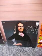 Nana Mouskouri international, eine Schallplatte
