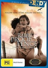 RABBIT PROOF FENCE R4 DVD New & Sealed FREE POST