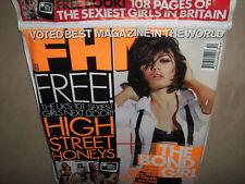 FHM UK December 2008 Olga Kurylenko RARE SEALED + Book