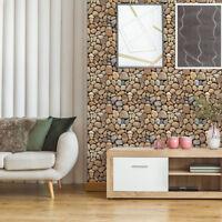 DIY brick self adhesive 3D wall stickers for bedroom foam room decor 30*30cm TDO