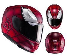 HJC RPHA 11 Spiderman MC-1SF Motorradhelm Größe: M (57/58) Integralhelm MARVEL