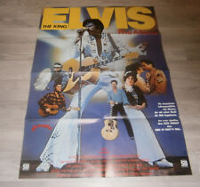 1x A1-Filmplakat - ELVIS THE KING - THE MOVIE Elvis Presley