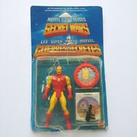 Mattel 1984 MARVEL SECRET WARS IRON MAN