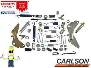 "Complete Rear Brake Drum Hardware Kit for Buick Century 1973-1975 w/ 9.5"" Drums"